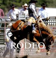 Cover of: Rodeo & Western Riding