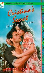 Cover of: Cristina's Secret / El Secreto de Cristina (Encanto)