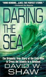 Cover of: Daring The Sea