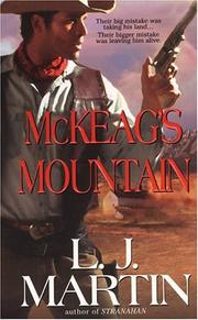 Cover of: McKeag's Mountain | Larry Jay Martin