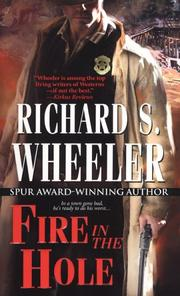 Cover of: Fire In The Hole (Pinnacle Western)