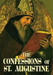 Cover of: Confessiones