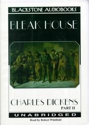 Cover of: Bleak House (Part 2) |