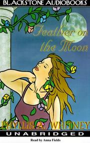 Cover of: Feather on the moon