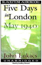 Cover of: Five Days in London