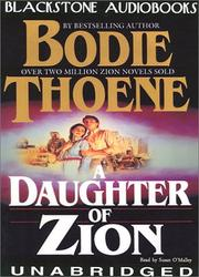 Cover of: A Daughter of Zion |