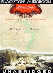 Cover of: Shanghai, 1842-1949
