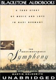 Cover of: The Inextinguishable Symphony |