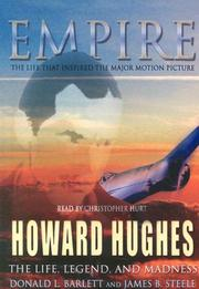 Cover of: Empire: Howard Hughes