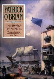 Cover of: Reverse of the Medal (Aubrey Maturin, No. 11)