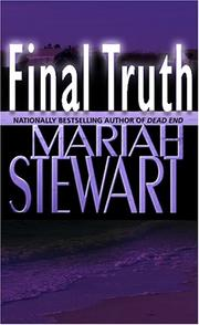 Cover of: Final Truth, Truth Thriller Series