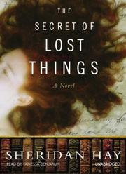 Cover of: The Secret of Lost Things