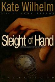Cover of: Sleight of Hand