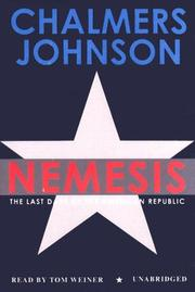 Cover of: Nemesis