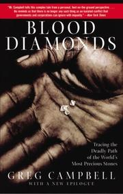 Cover of: Blood Diamonds |