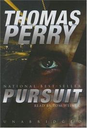 Cover of: Pursuit |