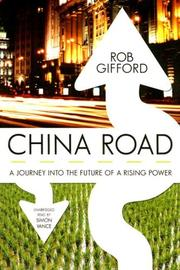 Cover of: China Road |