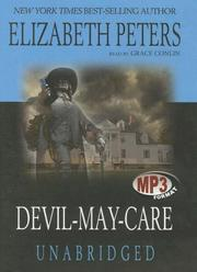 Cover of: Devil-May-Care