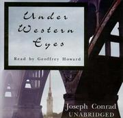 Under western eyes by Joseph Conrad