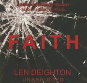 Cover of: Faith | Len Deighton
