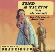 Cover of: Find a Victim