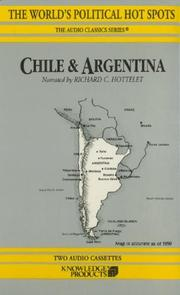 Cover of: Chile and Argentina | Mark Szuchman