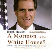 A Mormon in the White House? by Hugh Hewitt