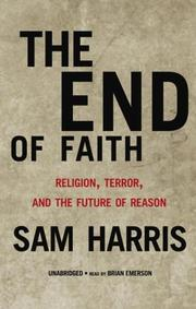 Cover of: The End of Faith