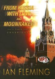 Cover of: From Russia With Love and Moonraker (James Bond) | Ian Fleming