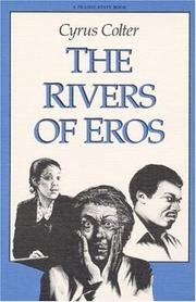 Cover of: The rivers of Eros