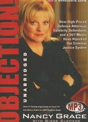 Cover of: Objection! (Library Edition) | Nancy Grace