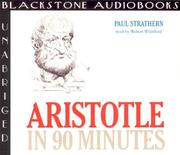 Cover of: Aristotle in 90 Minutes (Philosophers in 90 Minutes) | Paul Strathern