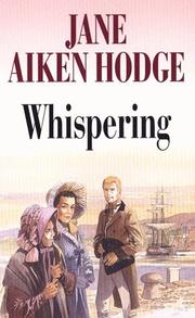 Cover of: Whispering