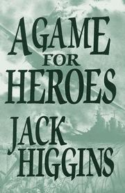 Cover of: A Game for Heroes