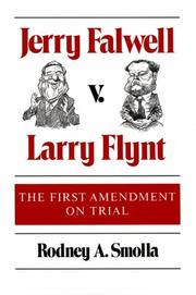 Cover of: Jerry Falwell v. Larry Flynt