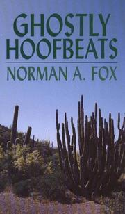 Cover of: Ghostly hoofbeats