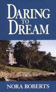 Cover of: Daring to dream