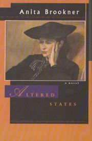 Cover of: Altered states