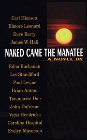 Cover of: Naked Came the Manatee: A Novel