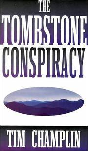 Cover of: Tombstone conspiracy: a Western story