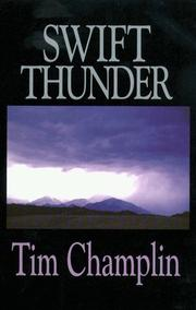 Cover of: Swift thunder: a Western story