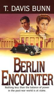 Cover of: Berlin encounter