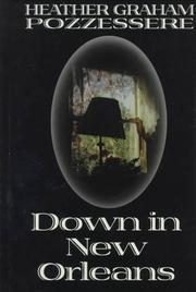 Cover of: Down in New Orleans