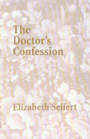 Cover of: The doctor's confession