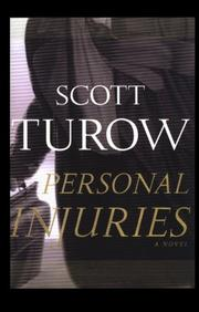 Cover of: Personal injuries