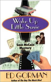 Cover of: Wake up little Susie: a mystery