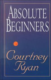 Cover of: Absolute beginners