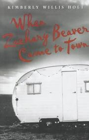 Cover of: When Zachary Beaver came to town
