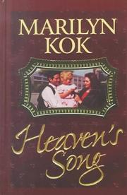 Cover of: Heaven's song
