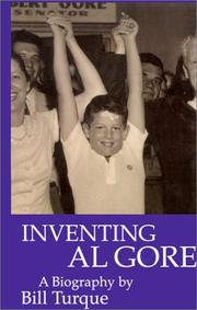 Cover of: Inventing Al Gore